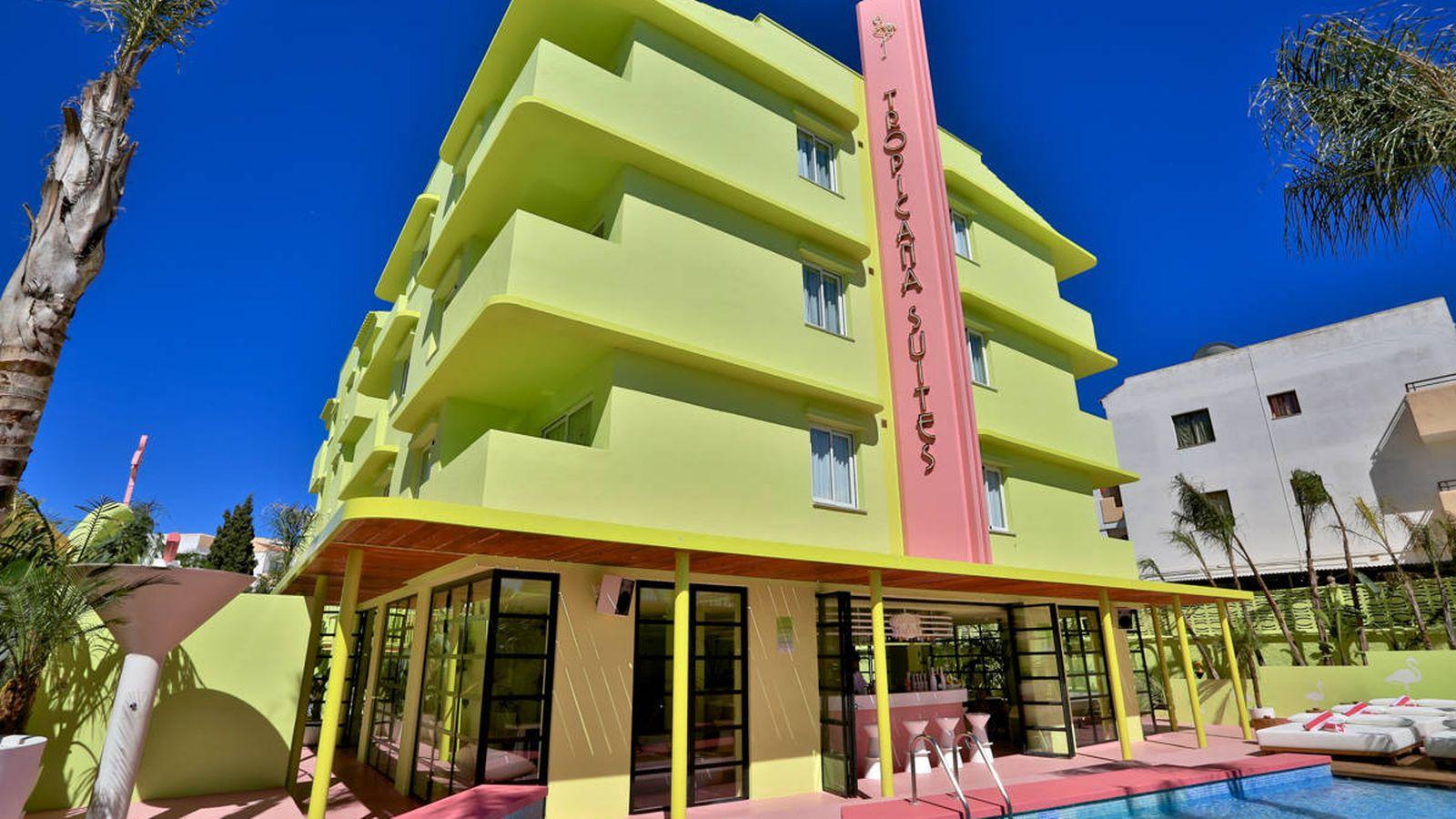 Foto: Tropicana Ibiza Suites.