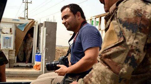 Desaparecidos tres periodistas españoles en Siria