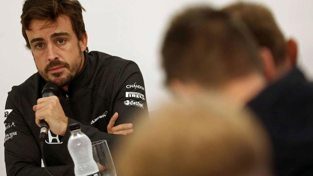 Foto: Fernando Alonso, este miércoles en Montmeló.