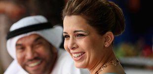 Post de Sigue la polémica del divorcio de Haya y el emir de Dubái: sonrisas ella, caballos él