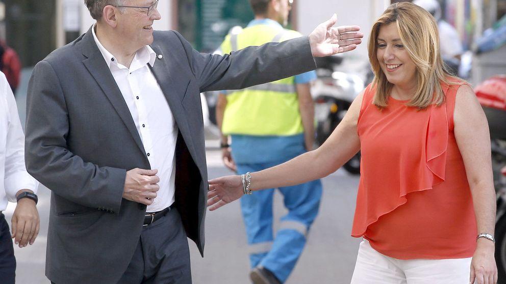 Los barones del PSOE presionan a Montoro para que libere 4.500 millones