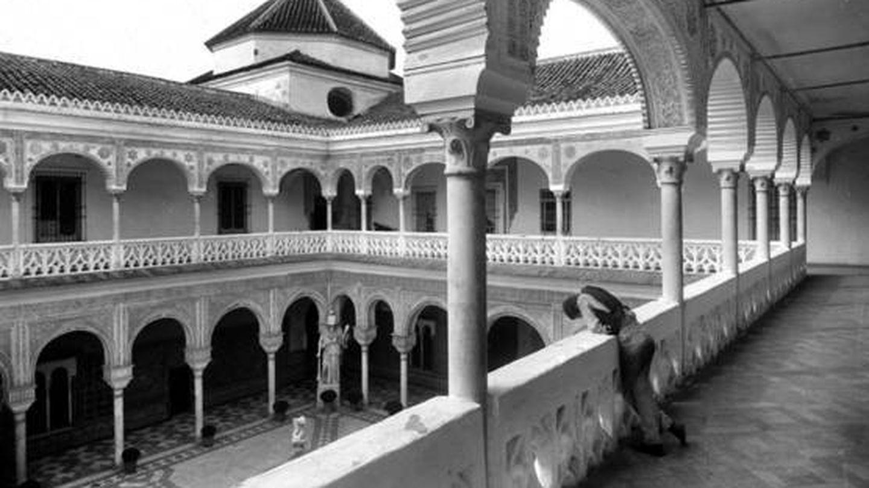 Patio de Casa Pilatos. (Cordon Press)