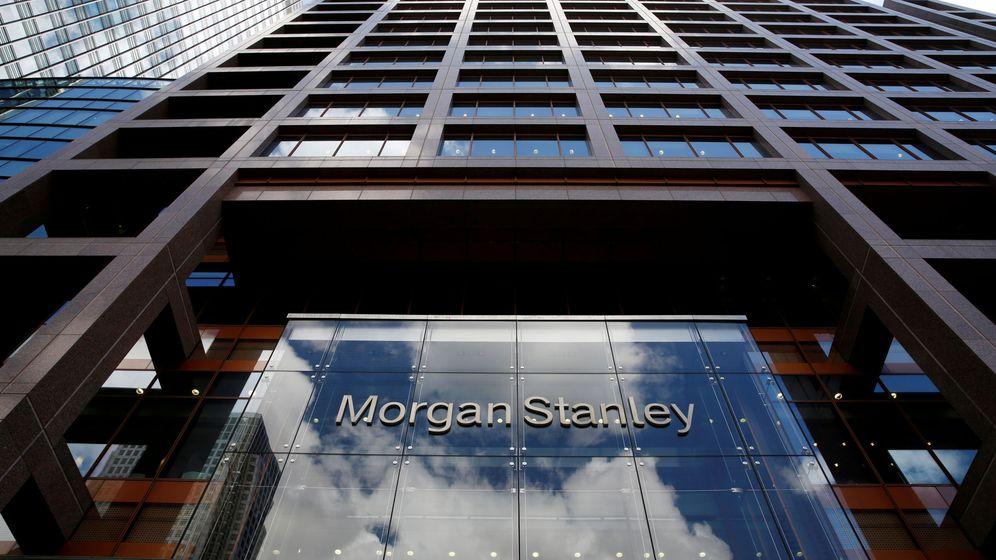 Foto: Fachada de la sede de Morgan Stanley. (Reuters)