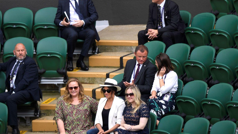 La duquesa y sus amigas. (Reuters)