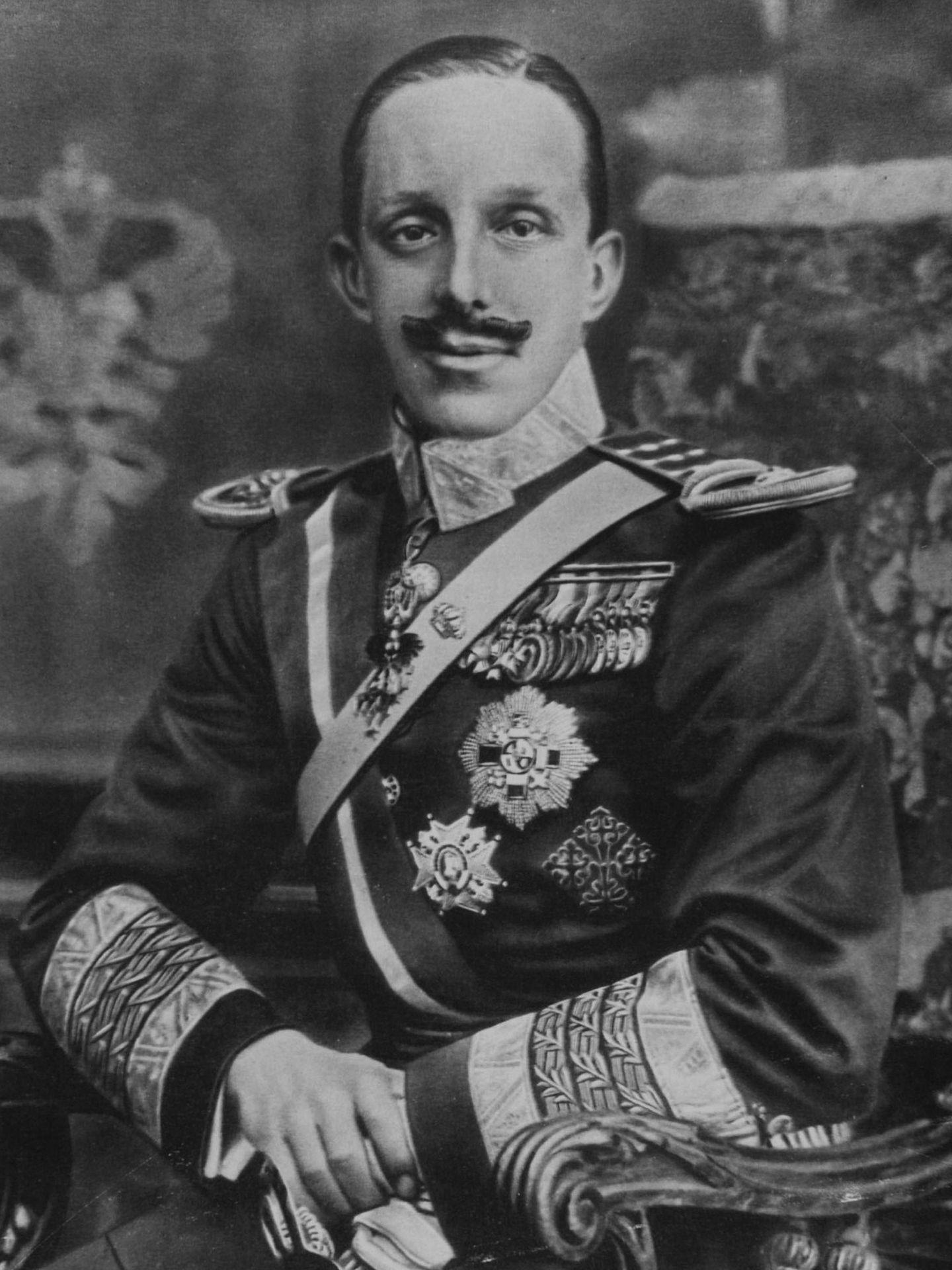 El rey Alfonso XIII. (Cordon Press)