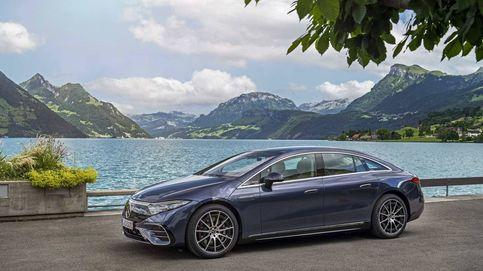 Mercedes EQS, la berlina de lujo más tecnológica y 100% eléctrica