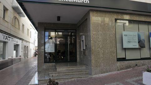 Banca March 'pesca' al director comercial de Novo Banco para Andalucía