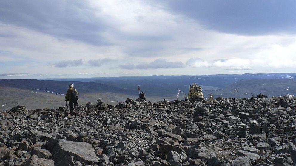 Noruega no moverá su frontera para regalar un pico de montaña a Finlandia