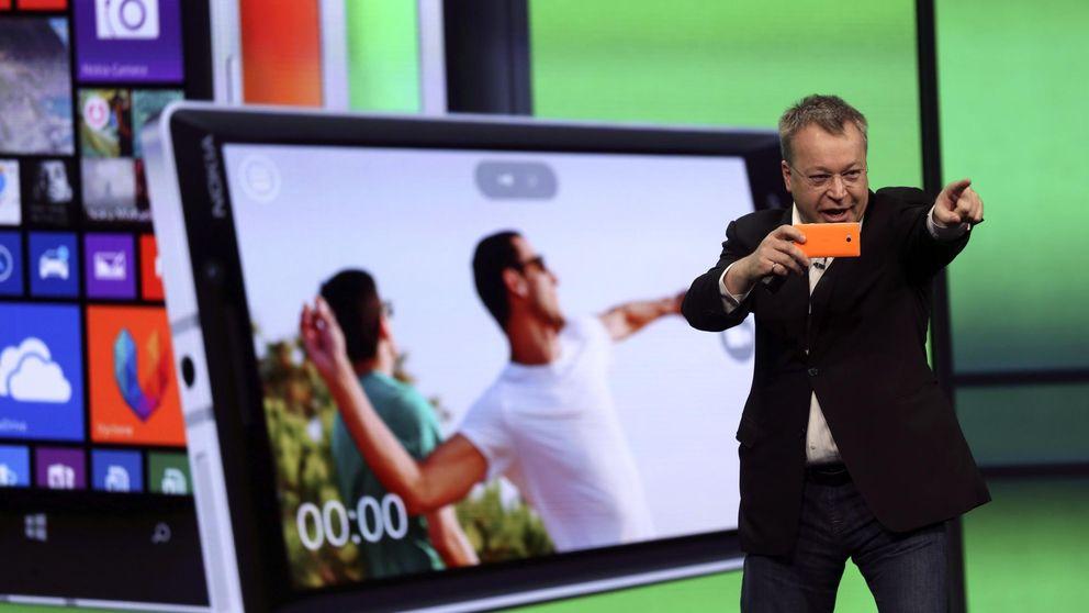 Pelotazo y fuga: Elop, ex CEO de Nokia, abandona Microsoft