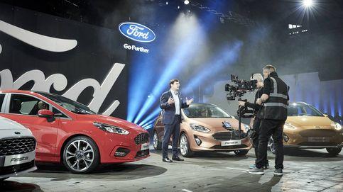 El Nuevo Ford Fiesta en verano