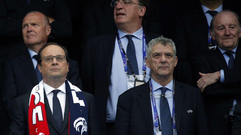 Última Eurocopa de Villar, con Padrón desaparecido y Claramunt al mando