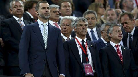 La Audiencia ordena reabrir el caso de la pitada al himno en la final de la Copa del Rey