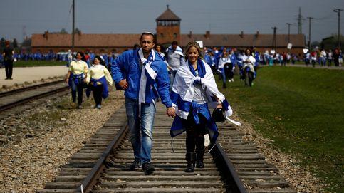 Cuando los israelíes necesitan seguridad privada para visitar los campos nazis
