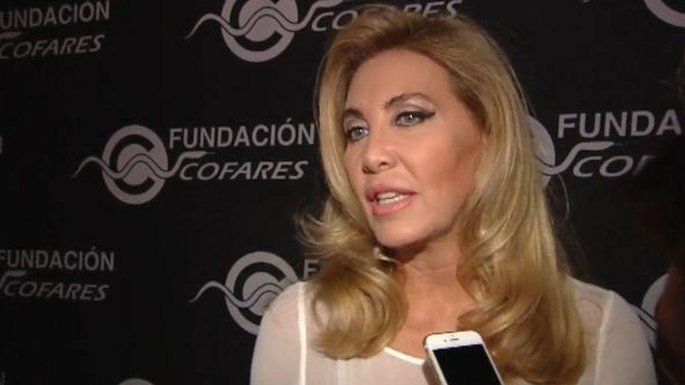 Norma Duval reaparece tras su ruptura con Mattias Künh