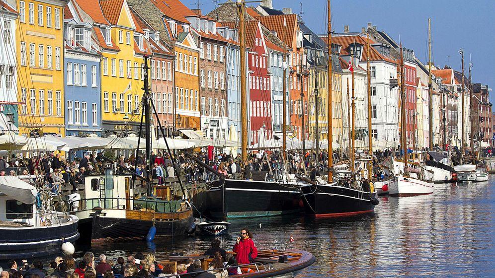 Foto: Una foto de Copenhague, capital de Dinamarca (Flickr/Kino)