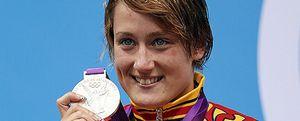 Mireia Belmonte capitanea los 'Juegos Olímpicos de las mujeres'