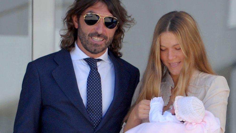 Javier Hidalgo y Sol González se escapan a Malibú con su hija