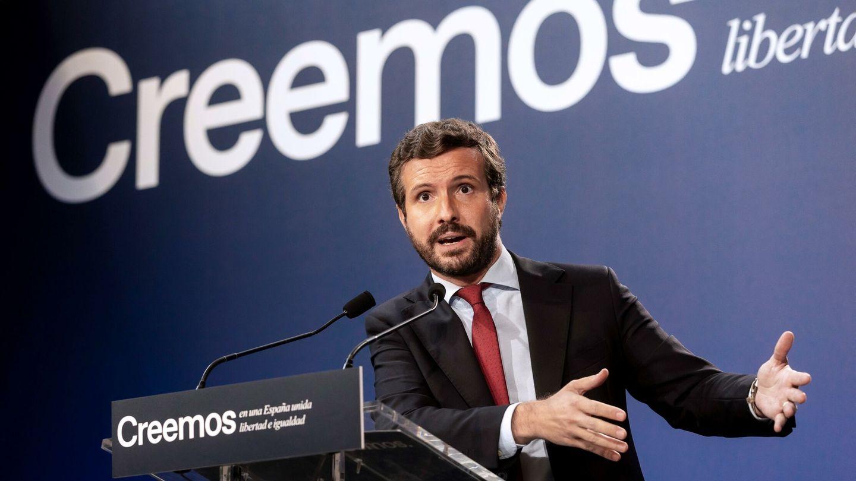 Pablo Casado, líder del PP. (EFE)