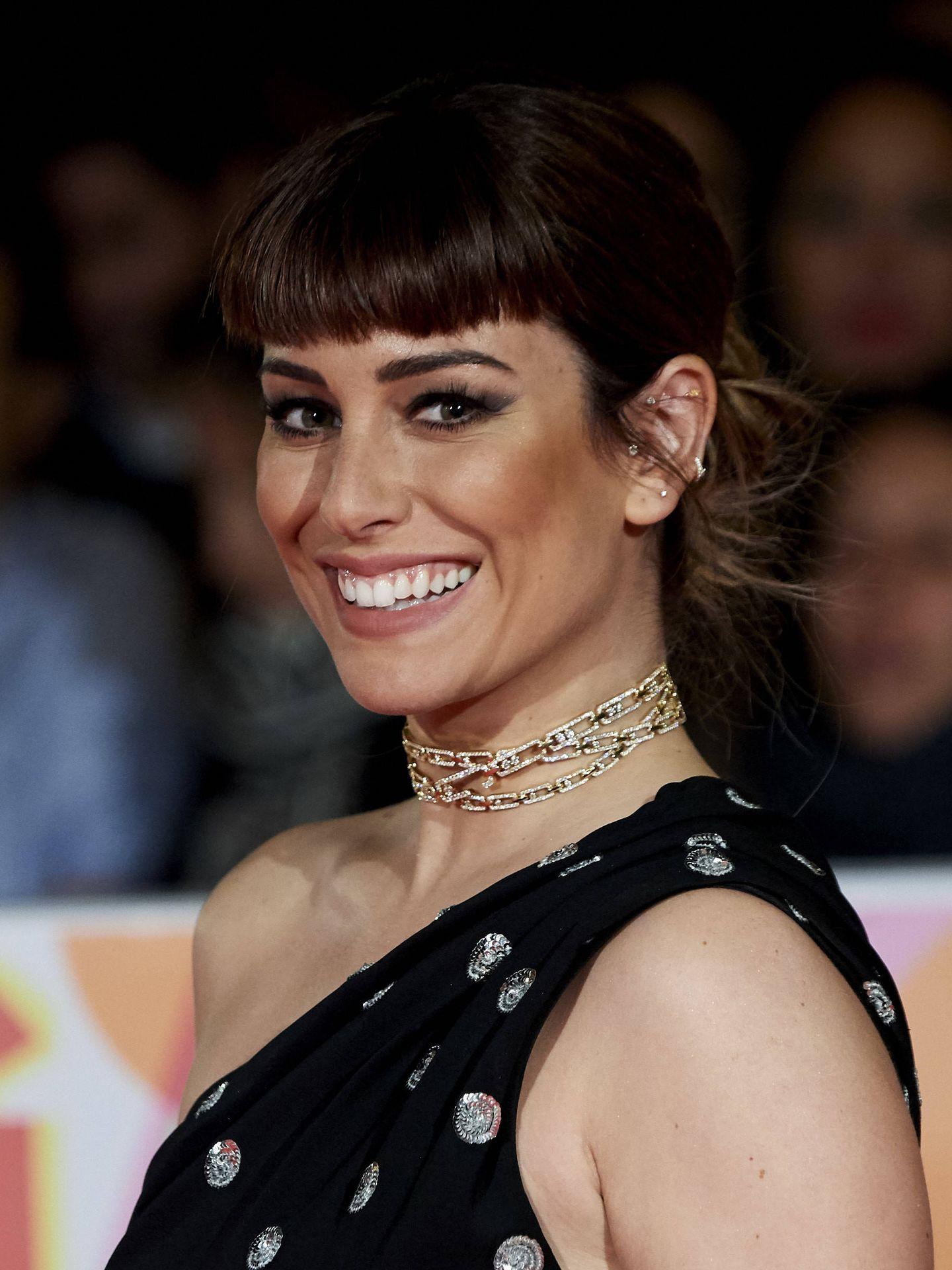 Blanca Suárez en el Festival de Cine de Málaga. (Getty)