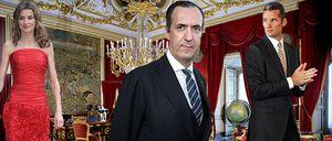 La guapa, el feo y el malo de la familia Borbón