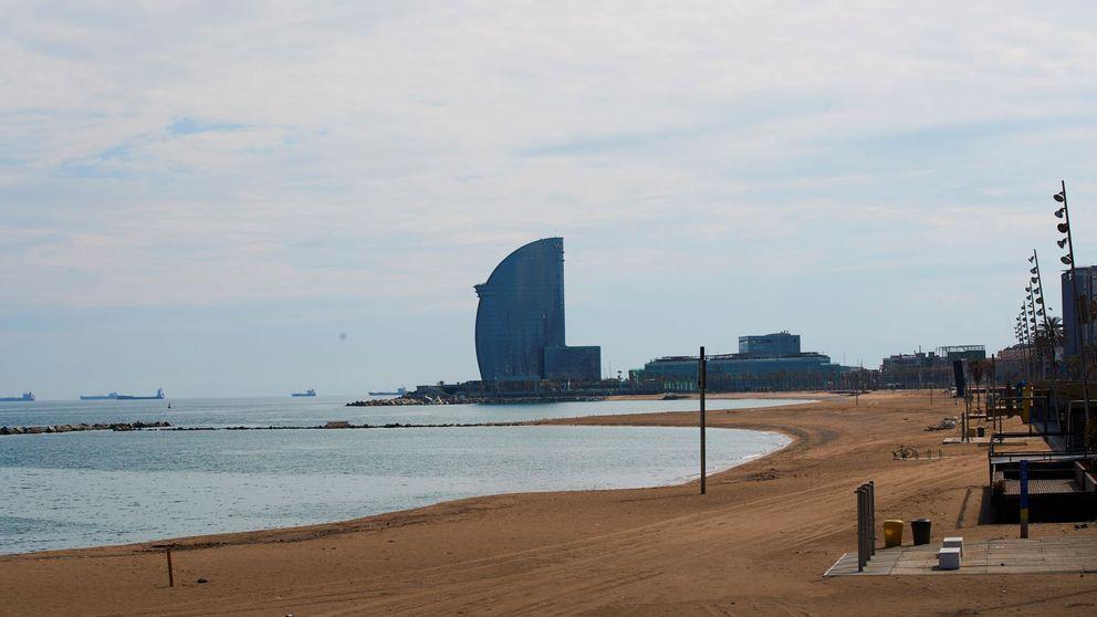 El coronavirus arrasa al turismo: las pernoctaciones cayeron un 61% en marzo