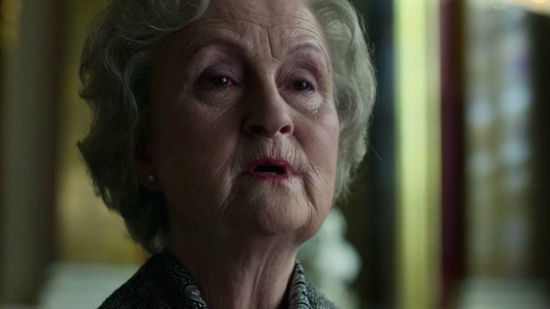 Lady Fermoy, en 'The Crown'. (Netflix)