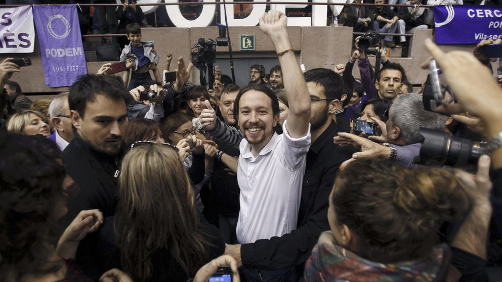Monedero apuntala el cisma entre las bases y la cúpula de Podemos