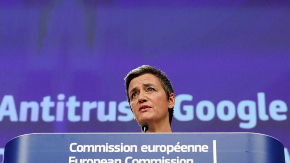 Foto: La comisaria de Competencia de la Comisión Europea, Margrethe Vestager. (Reuters)