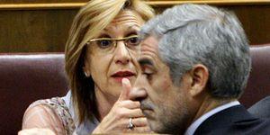Foto: Un 'olvido' de Llamazares y Rosa Díez torpedea a los partidos más pequeños