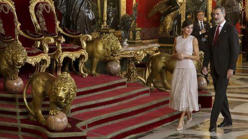 Letizia en la Fiesta Nacional: ranking de los mejores looks (todos de Varela)