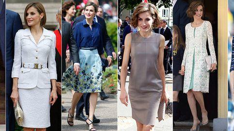 Doña Letizia: 130.000 euros en ropa y joyas en su primer año de reinado