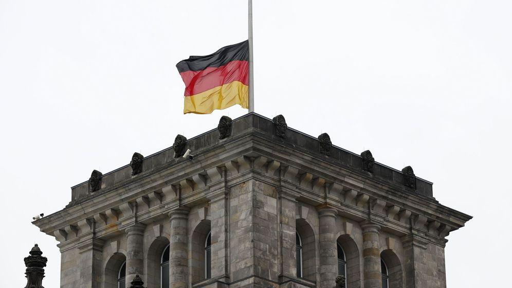 Foto: Parlamento alemán (Efe)