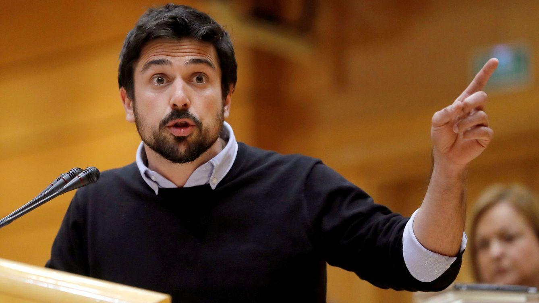 La dirección de Podemos es como el Titanic, tocará las palmas mientras el barco se hunde