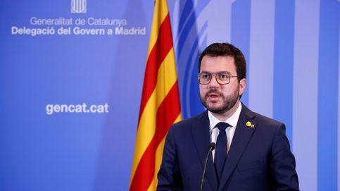 Aragonès no quiere interferencias: dominará las relaciones con Madrid