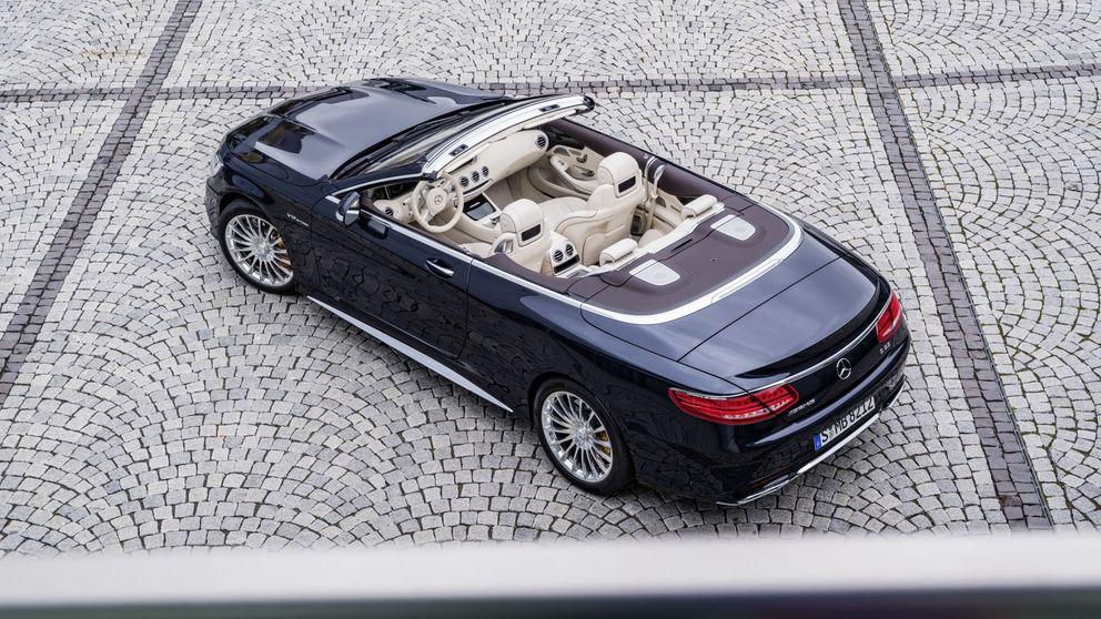 Mercedes S Cabrio 65 AMG, un descapotable de lujo y muy deportivo