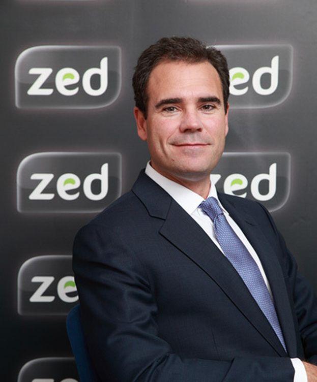 Foto: Javier Pérez Dolset, CEO de Grupo Zed. (Grupo Zed)
