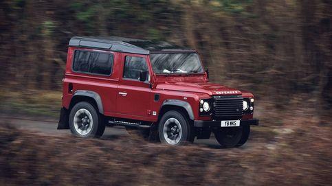 Land Rover Defender, un mito que sigue vivo con el Works V8