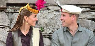 Post de Kate Middleton, más Lady Di que nunca en Pakistán: 4 looks que lo demuestran