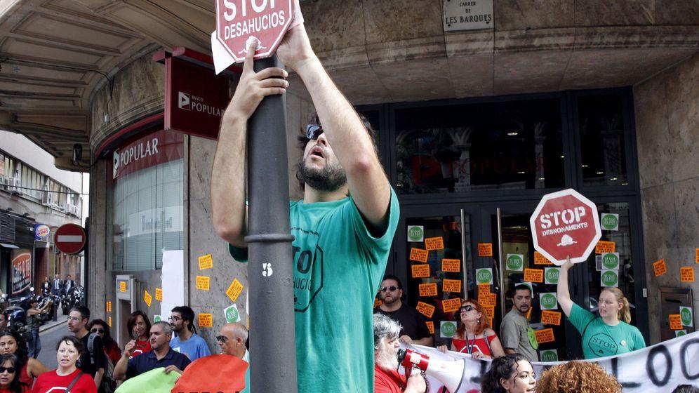 Foto: Afectados por las cláusulas abusivas de las hipotecas. (EFE)