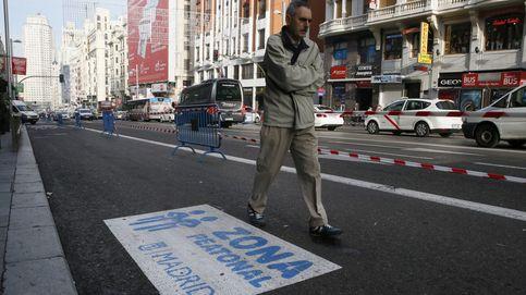 Carmena plantea incentivos a la ciudadanía para reducir el uso del vehículo privado
