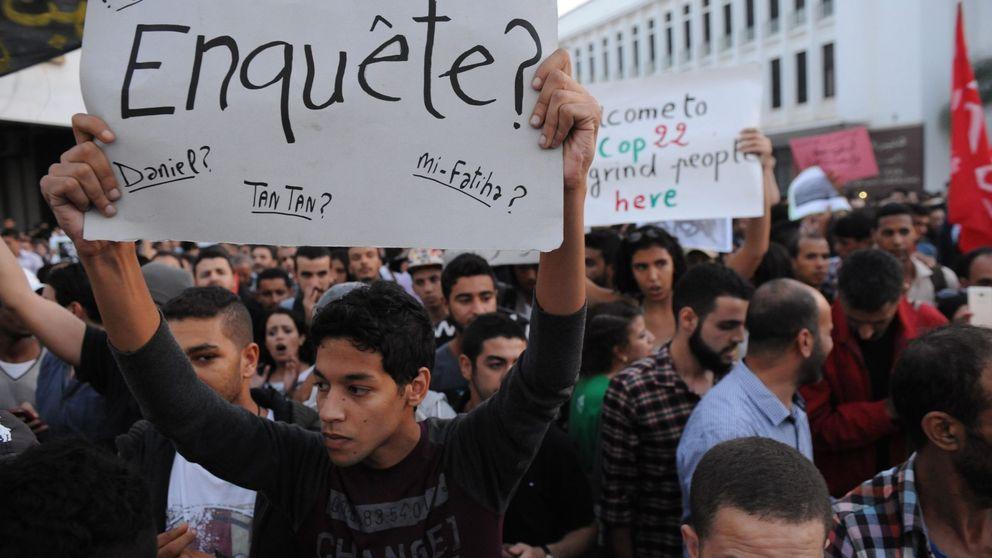 La muerte de un vendedor desata las protestas contra el régimen de Marruecos