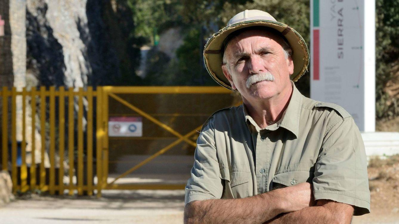 Foto: Eudald Carbonell, codirector del yacimiento de Atapuerca. (Susana Santaría/Fundación Atapuerca)