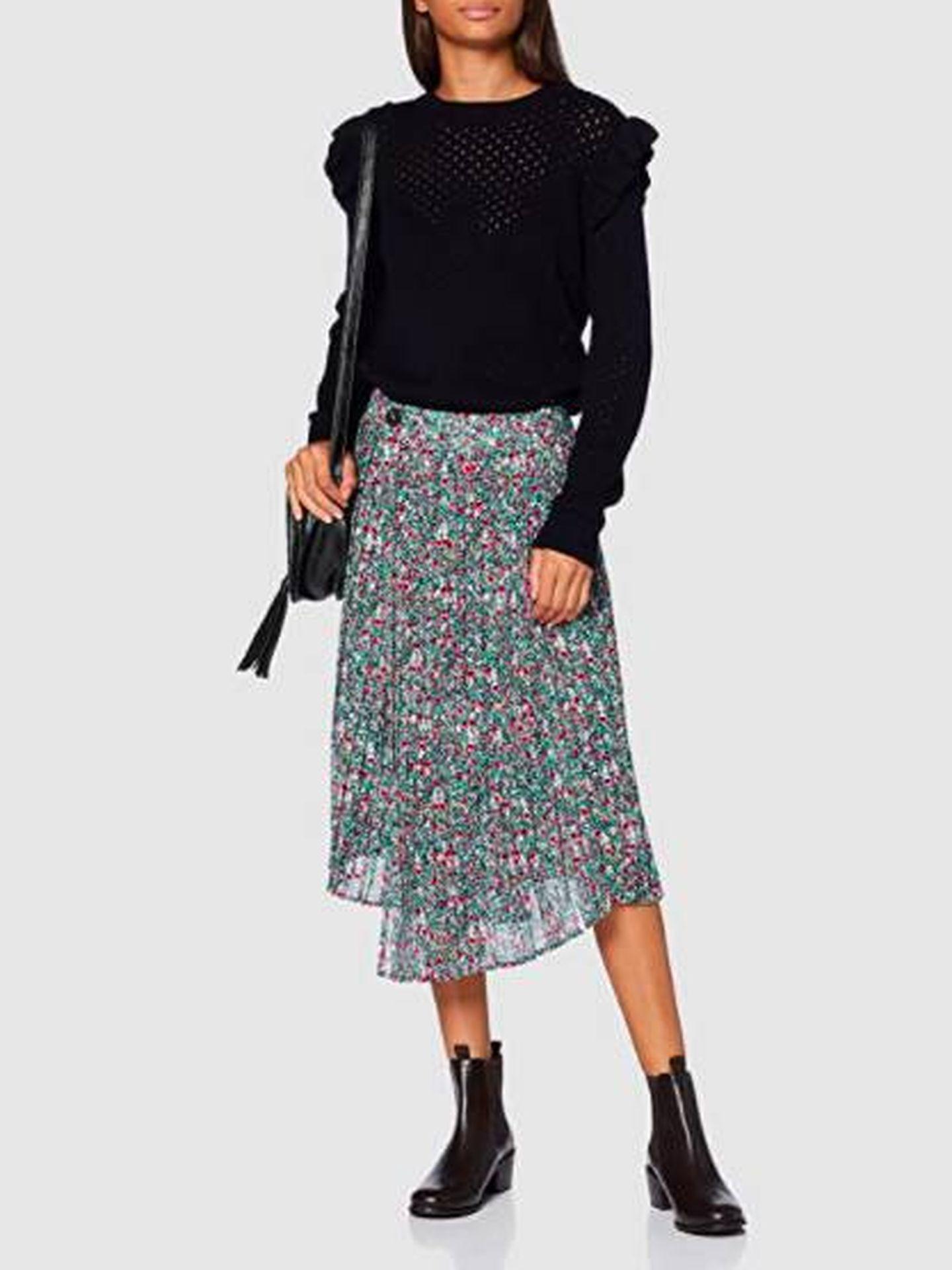 Falda de Pepe Jeans. (Cortesía)
