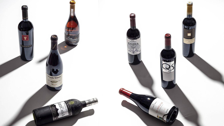 Foto: Una selección de los vinos consagrados, y otros no tanto, que acarician los paladares más complejos y exquisitos.