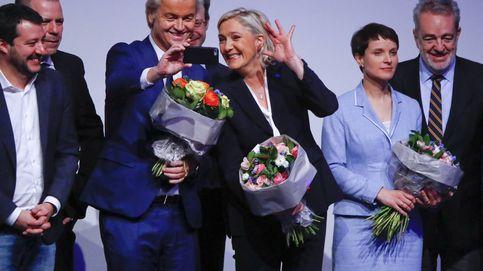 """La extrema derecha europea advierte: tras Trump llega """"el año de los patriotas"""""""