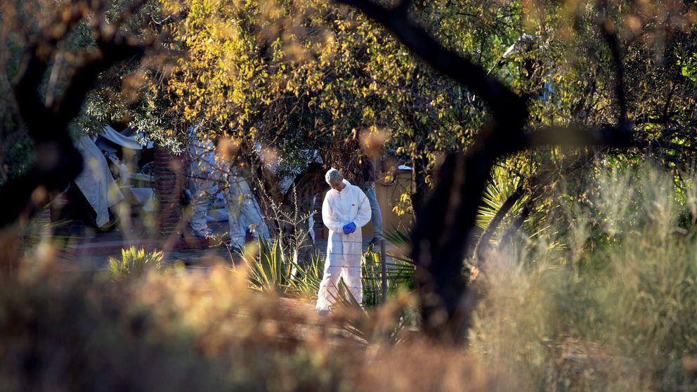 Los tres holandeses fallecidos en Coín podrían haber pactado su suicidio