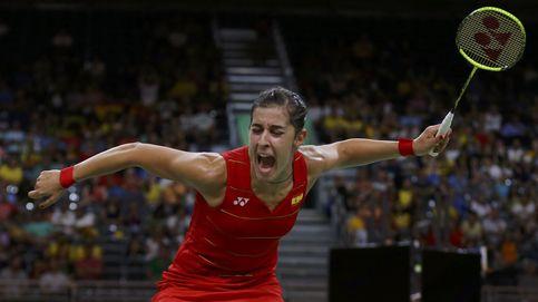 Carolina Marín pasa a semifinales de bádminton ante el 14% de la audiencia