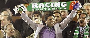 Santander se cansa de la película de Bollywood de Ali Syed