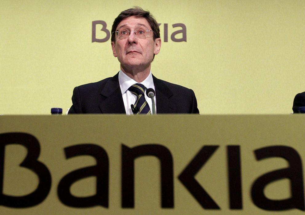 Foto: El presidente de Bankia, Jose Ignacio Goirigolzarri. (EFE)
