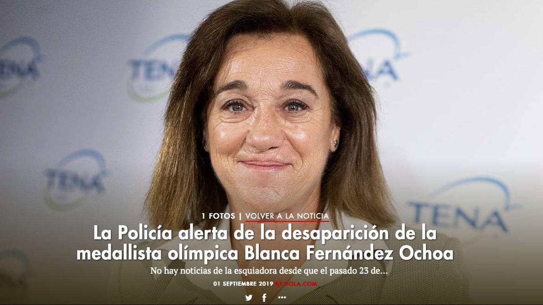 La noticia en la edición mexicana de '¡Hola!'.